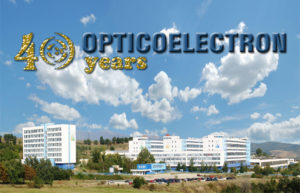 40 years Opticoelectron Group