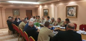 Bulgarian Defense Industry Association meeting with representatives of the Armed Forces of Bulgaria