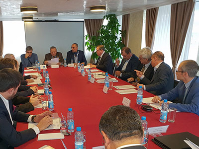 Meeting of the General Assembly of Bulgarian Defense Industry Association